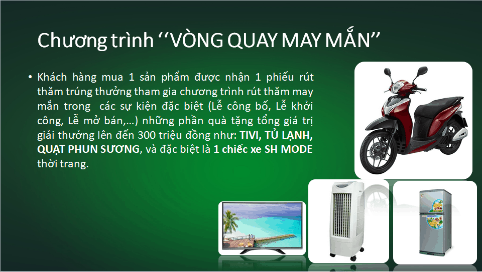 dự án young town , du an young town